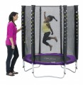 Stardust Trampoline and Enclosure