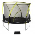 10ft Whirlwind Trampoline and Enclosure